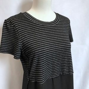 Zara Tops - Striped Top